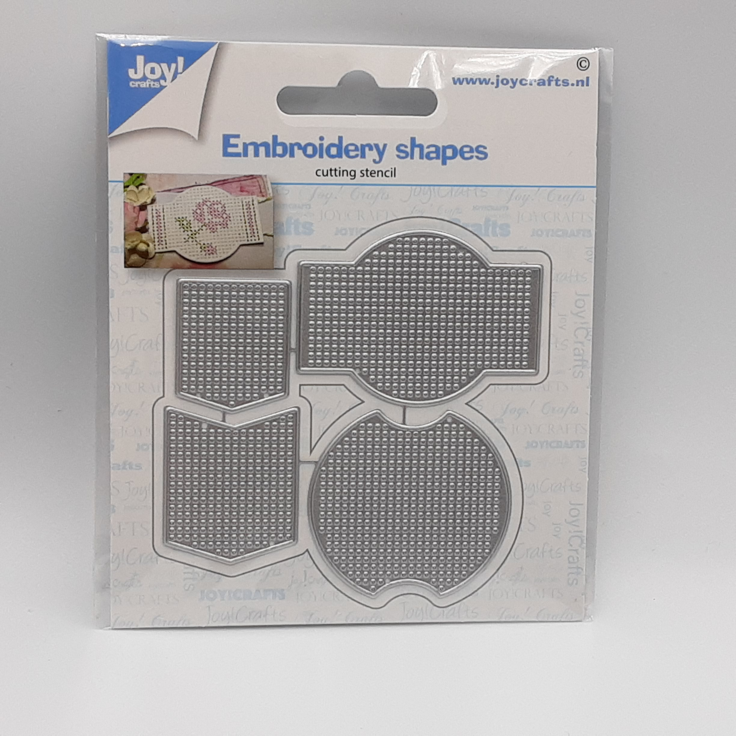 embroidery shapes