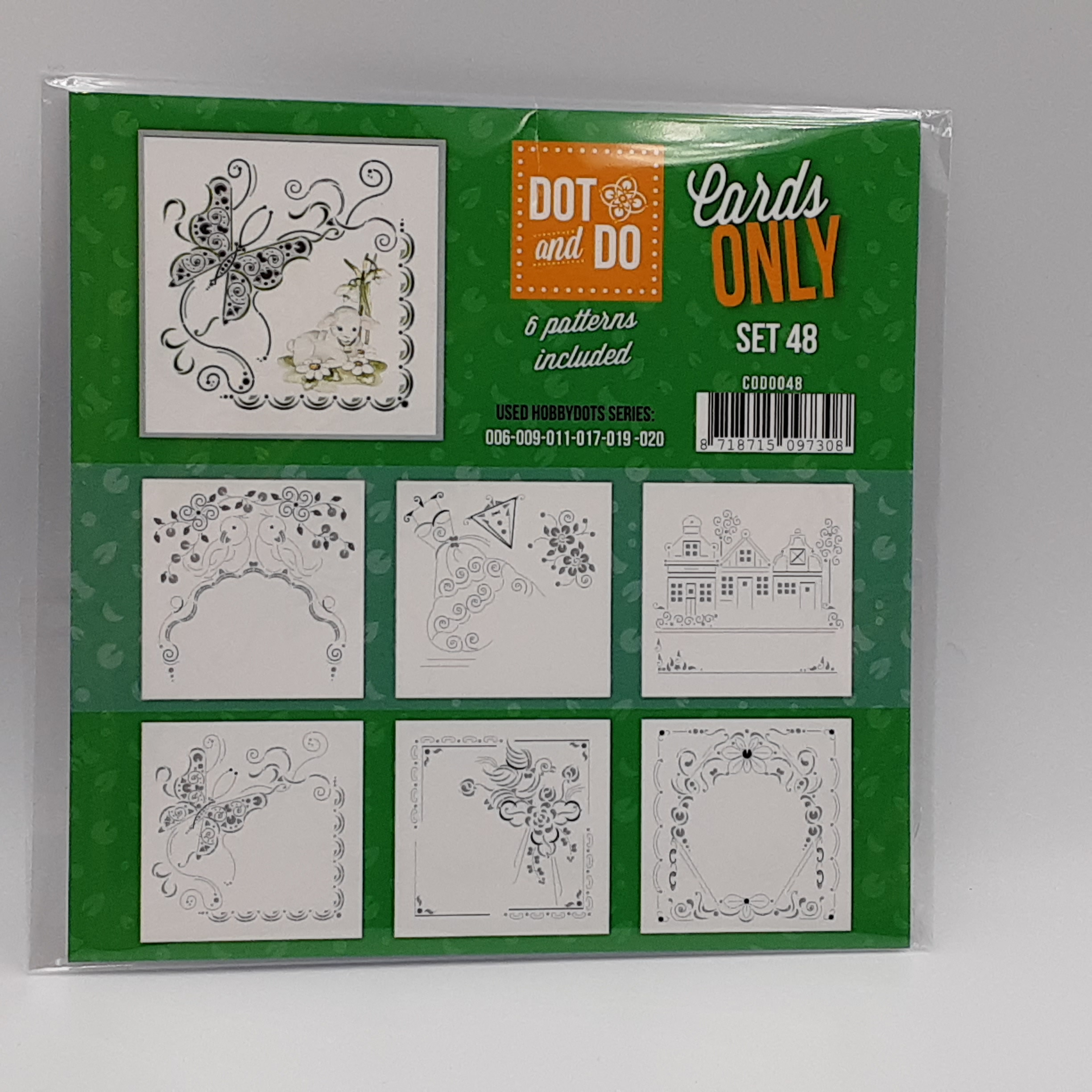 dot and do cards only set 48