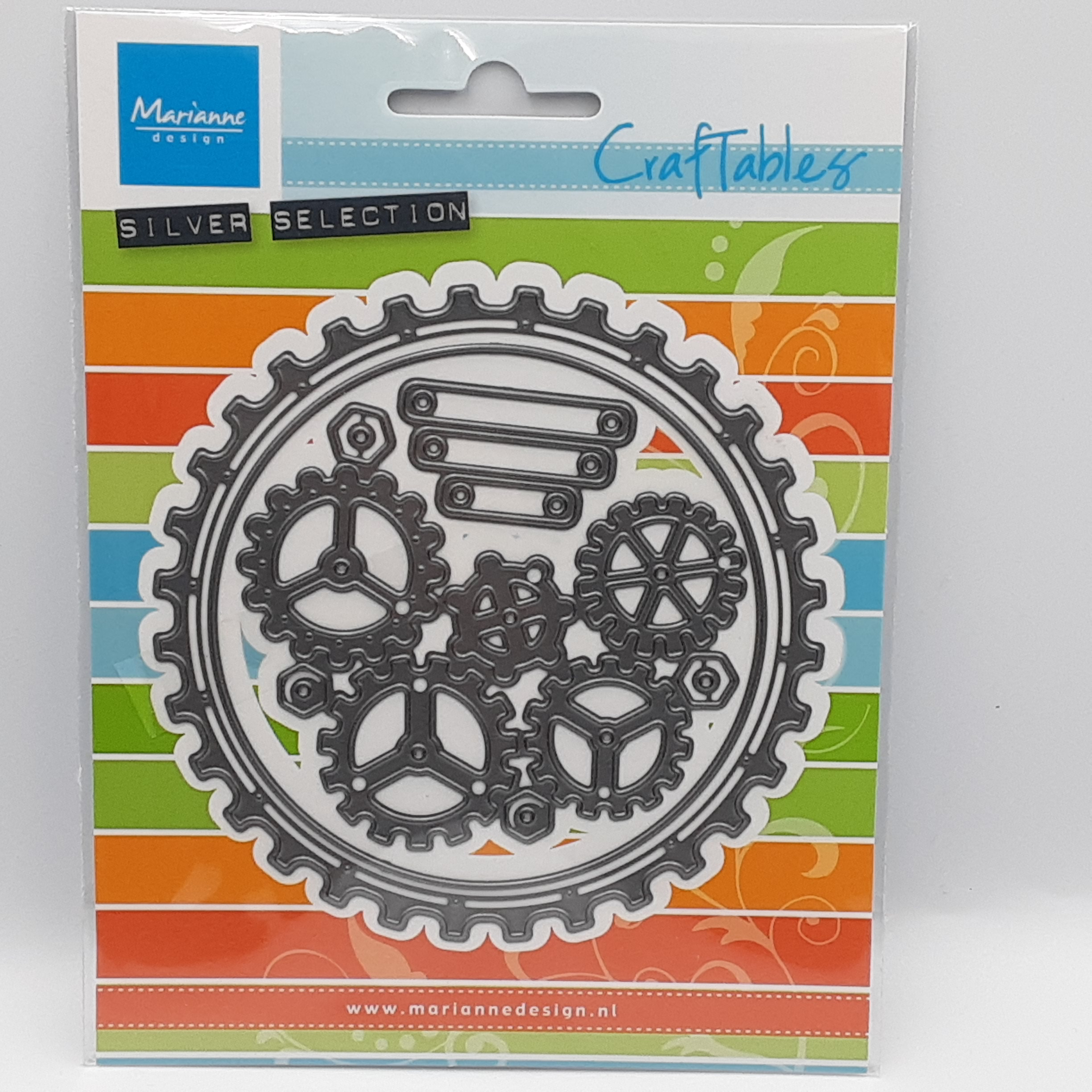 Gears doily craftables