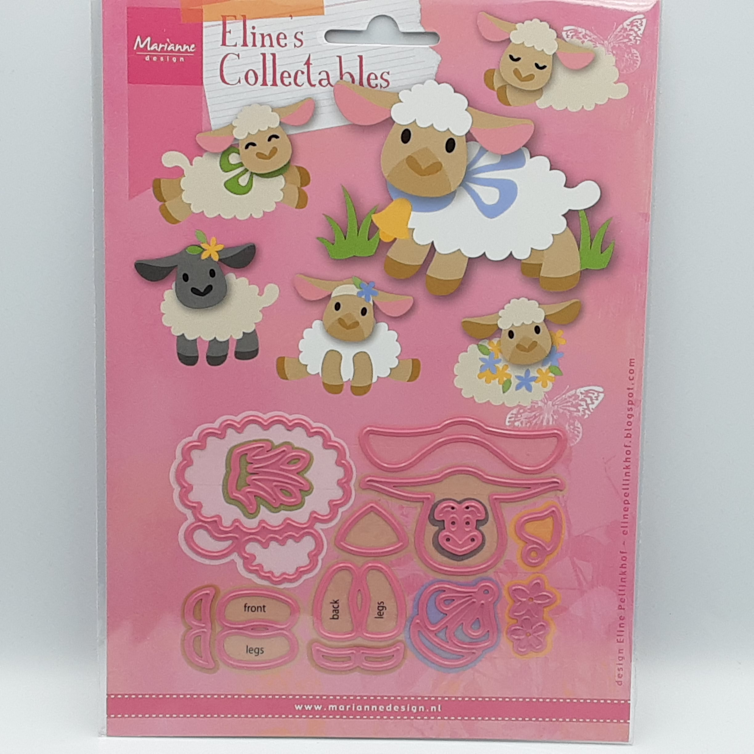 Eline's lamb collectables