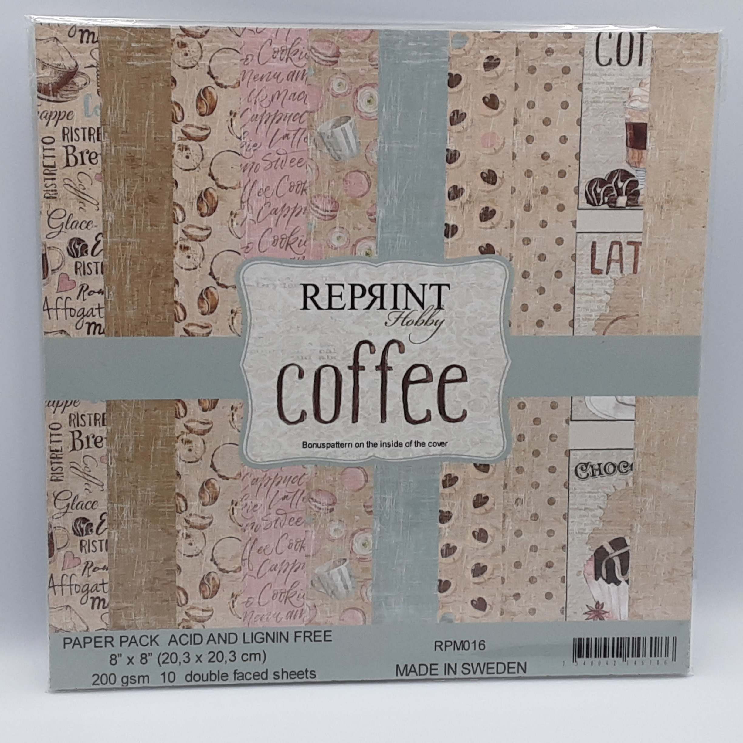 Reprint coffee collection 8