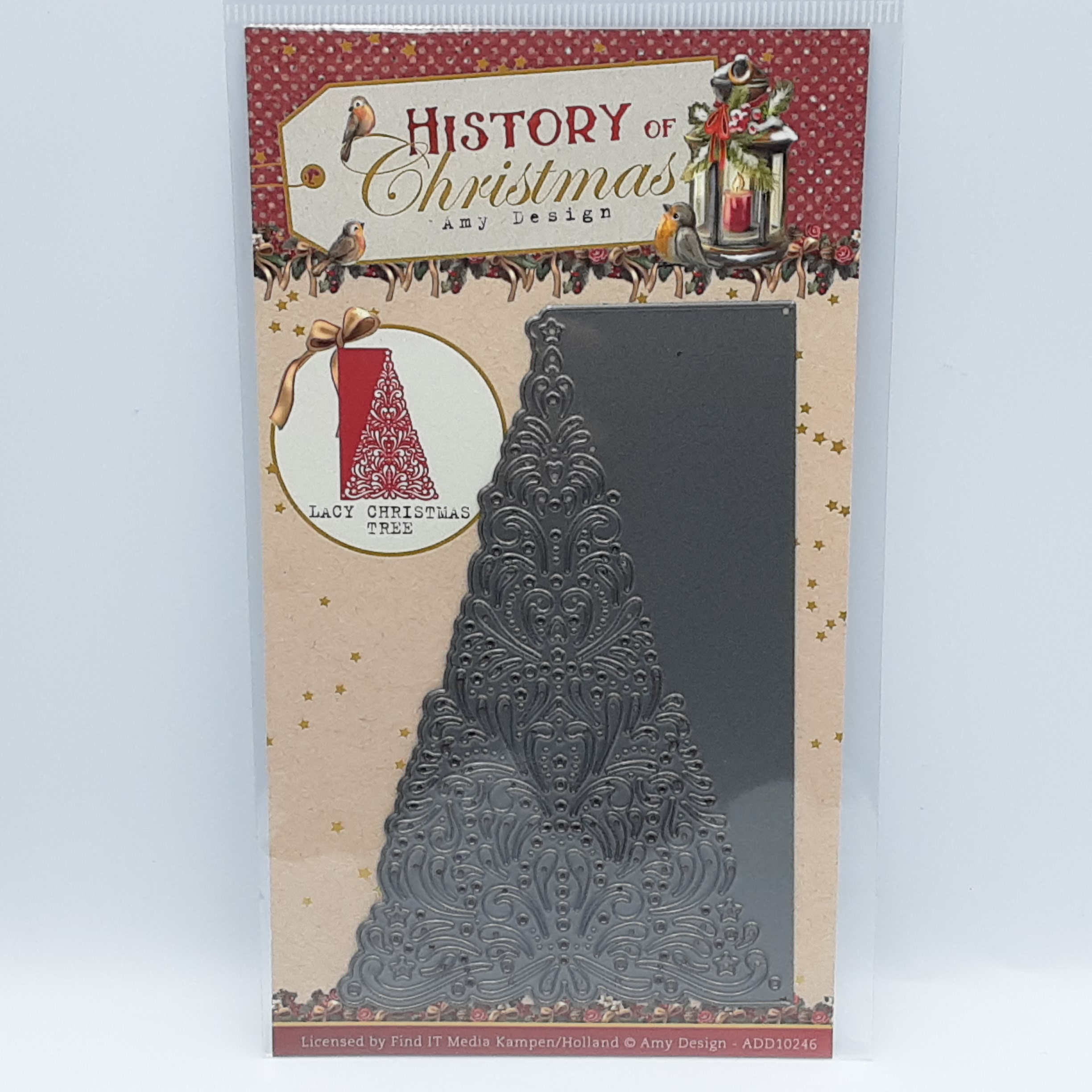 Lacy christmas tree History of christmas stansmal