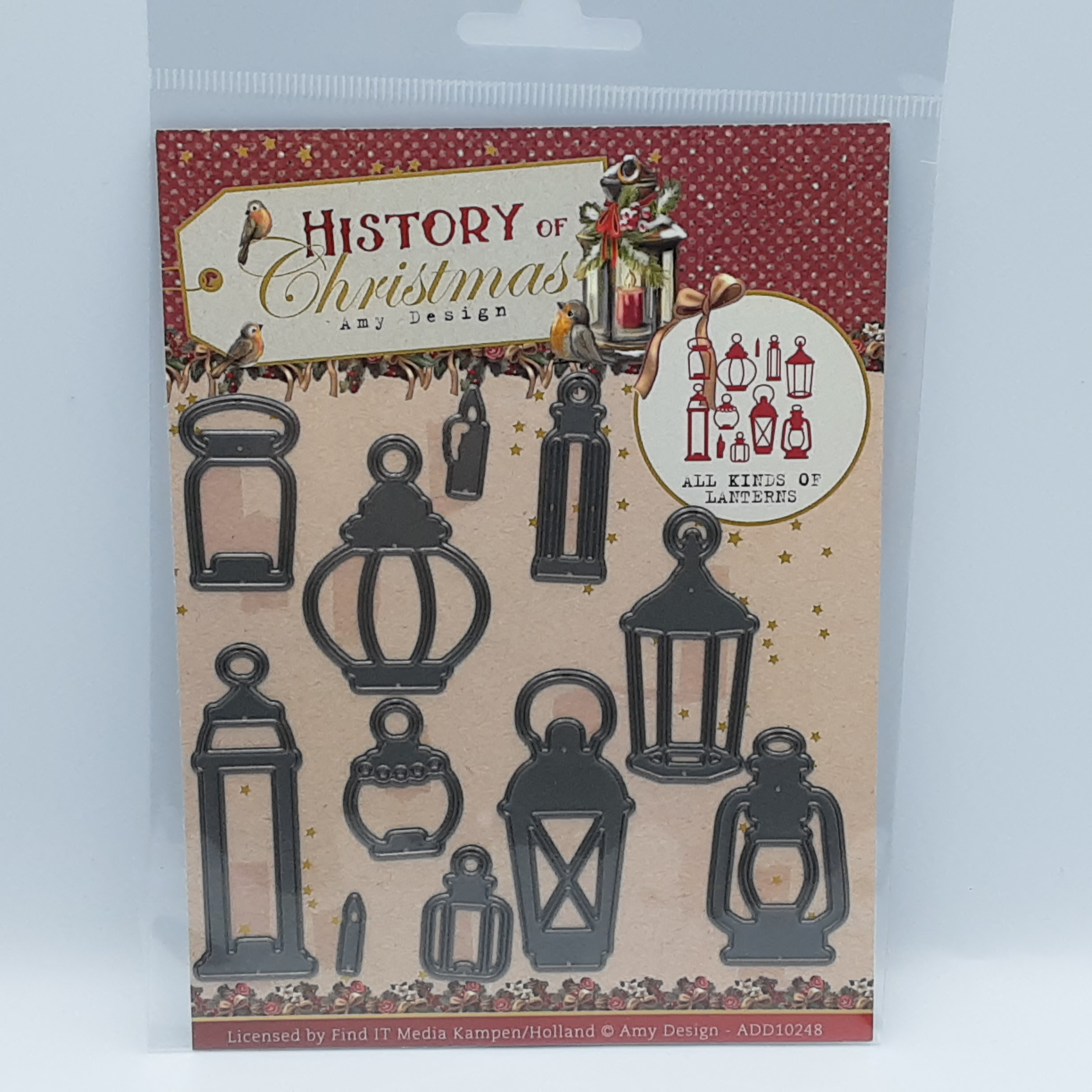 All kinds of lanterns History of christmas stansmal