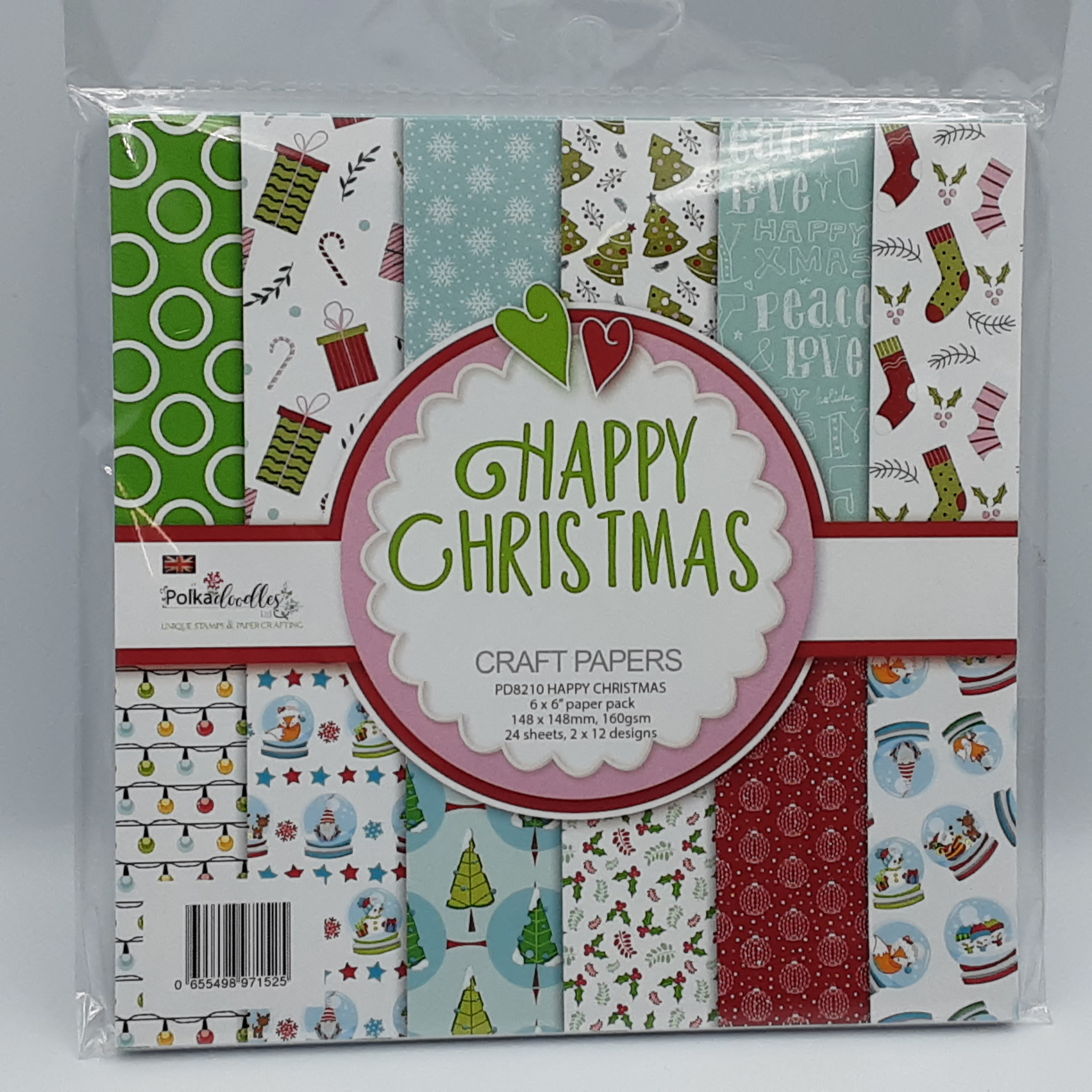 paperpack happy christmas