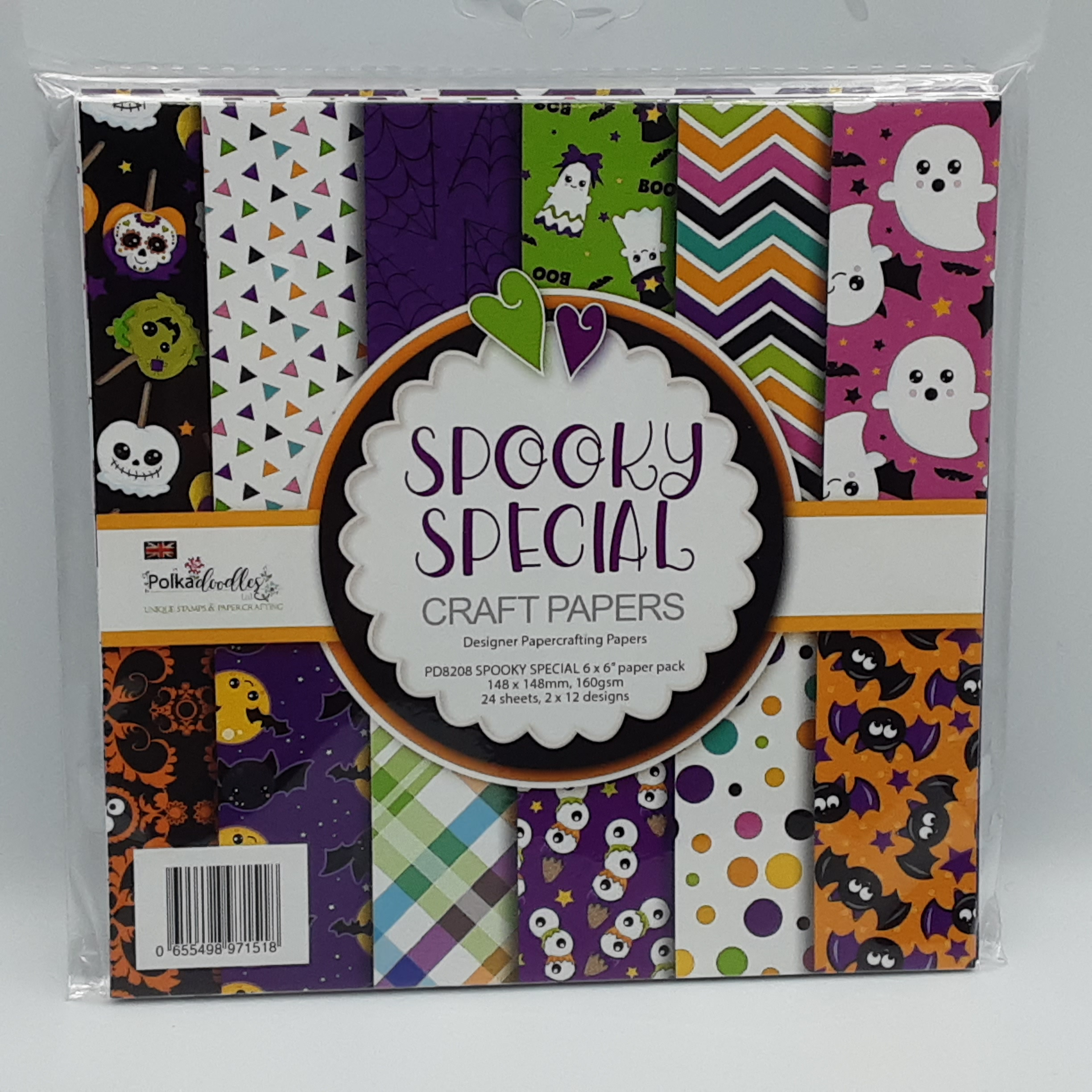 spooky special paperpack
