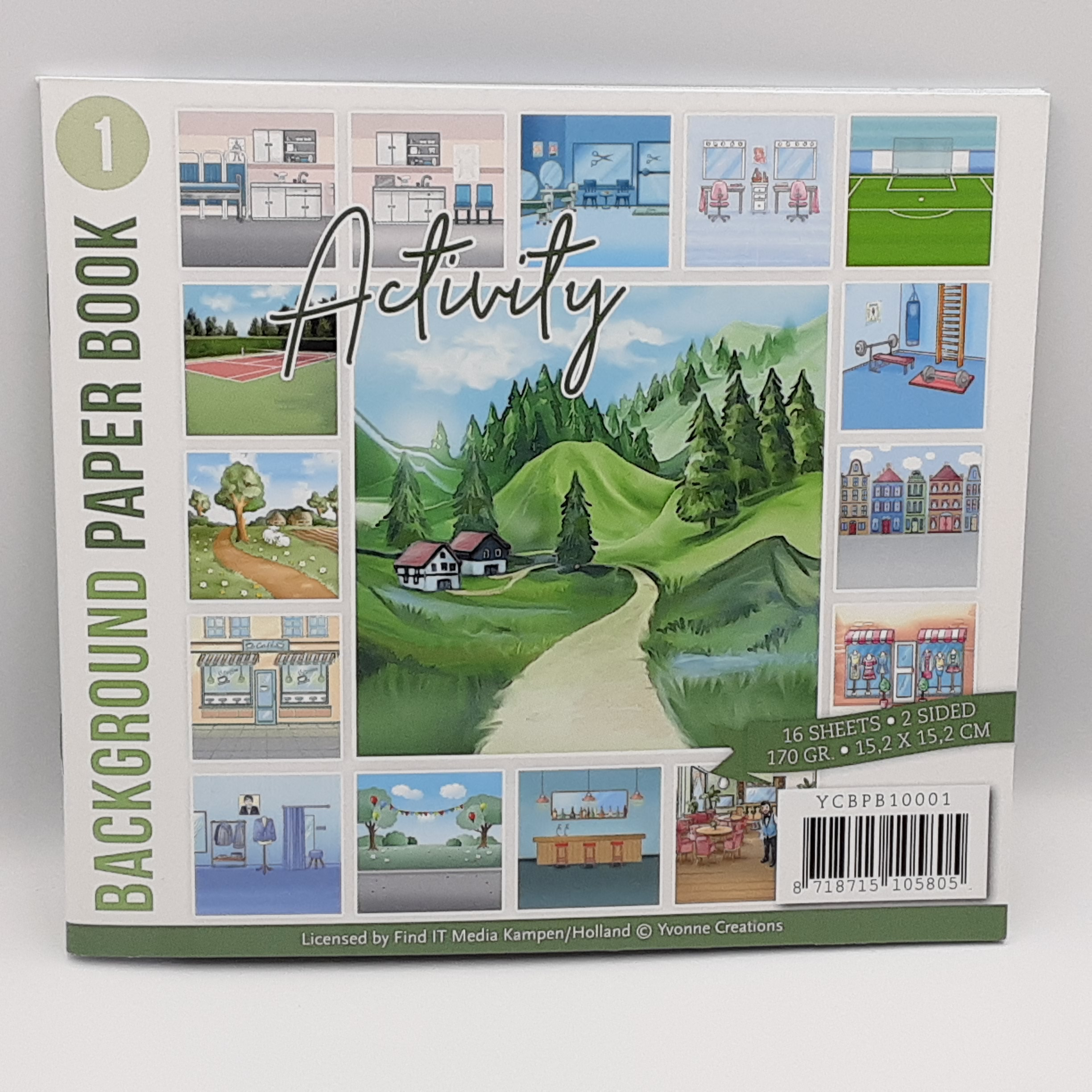 Background paper book 1 Activity
