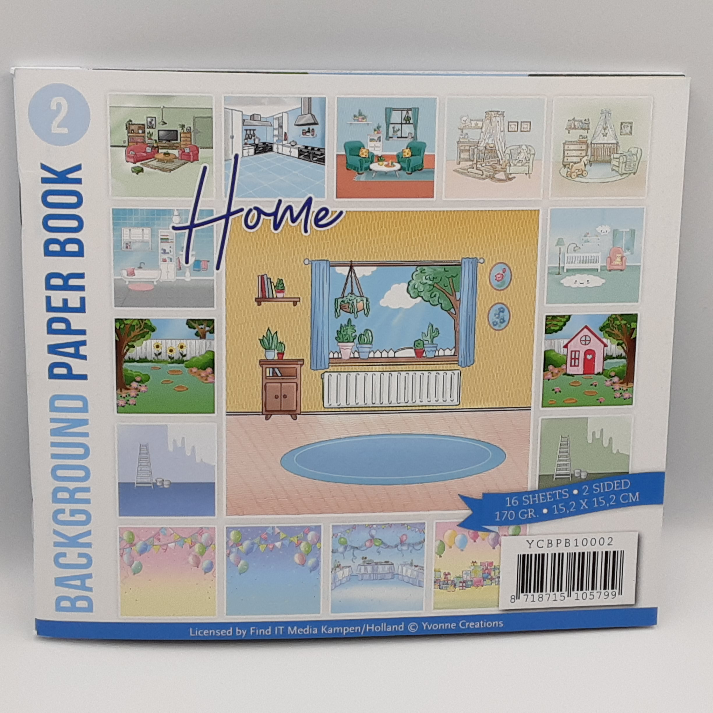 Background paper book 2 Home