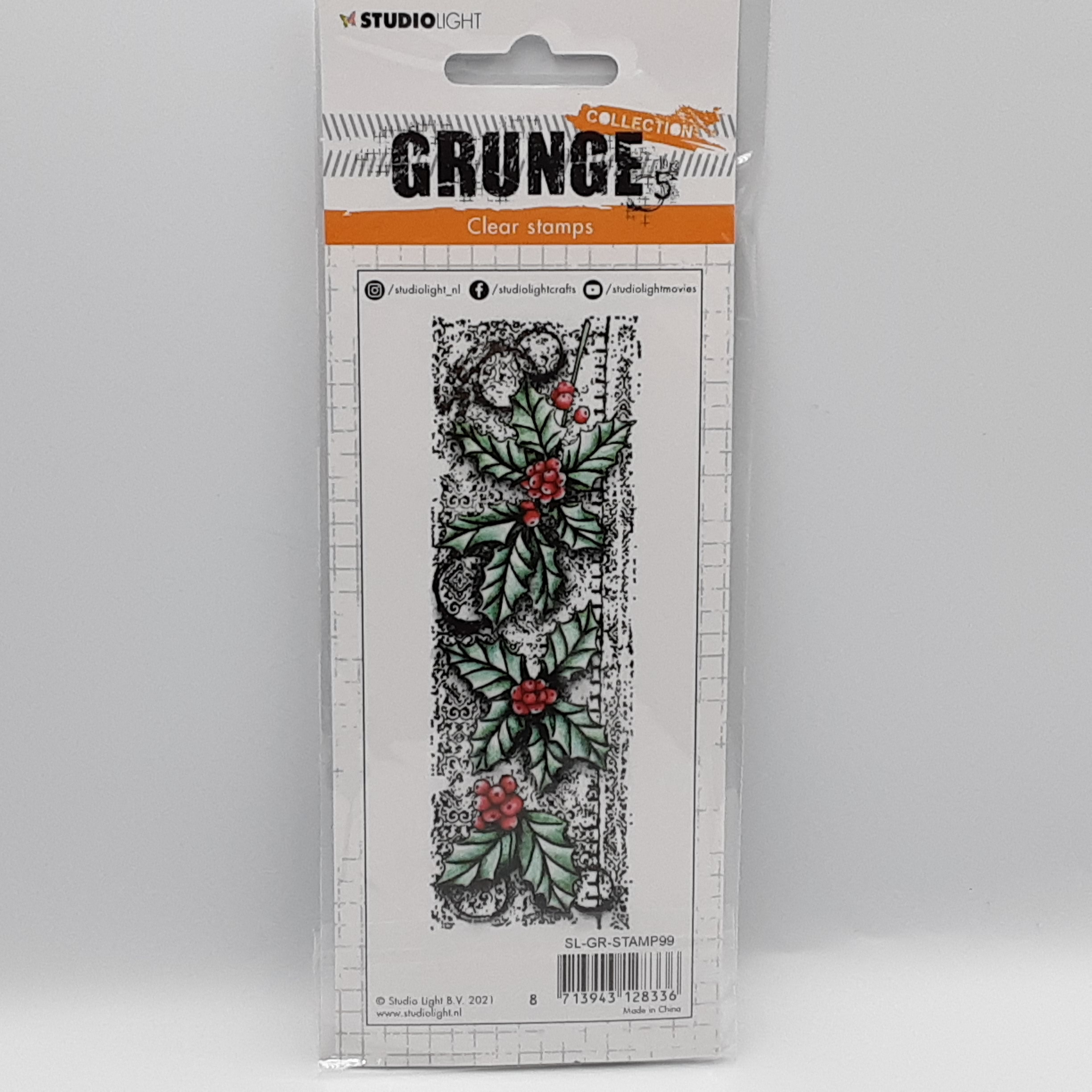 Grunge collection nr 99 clear stamp
