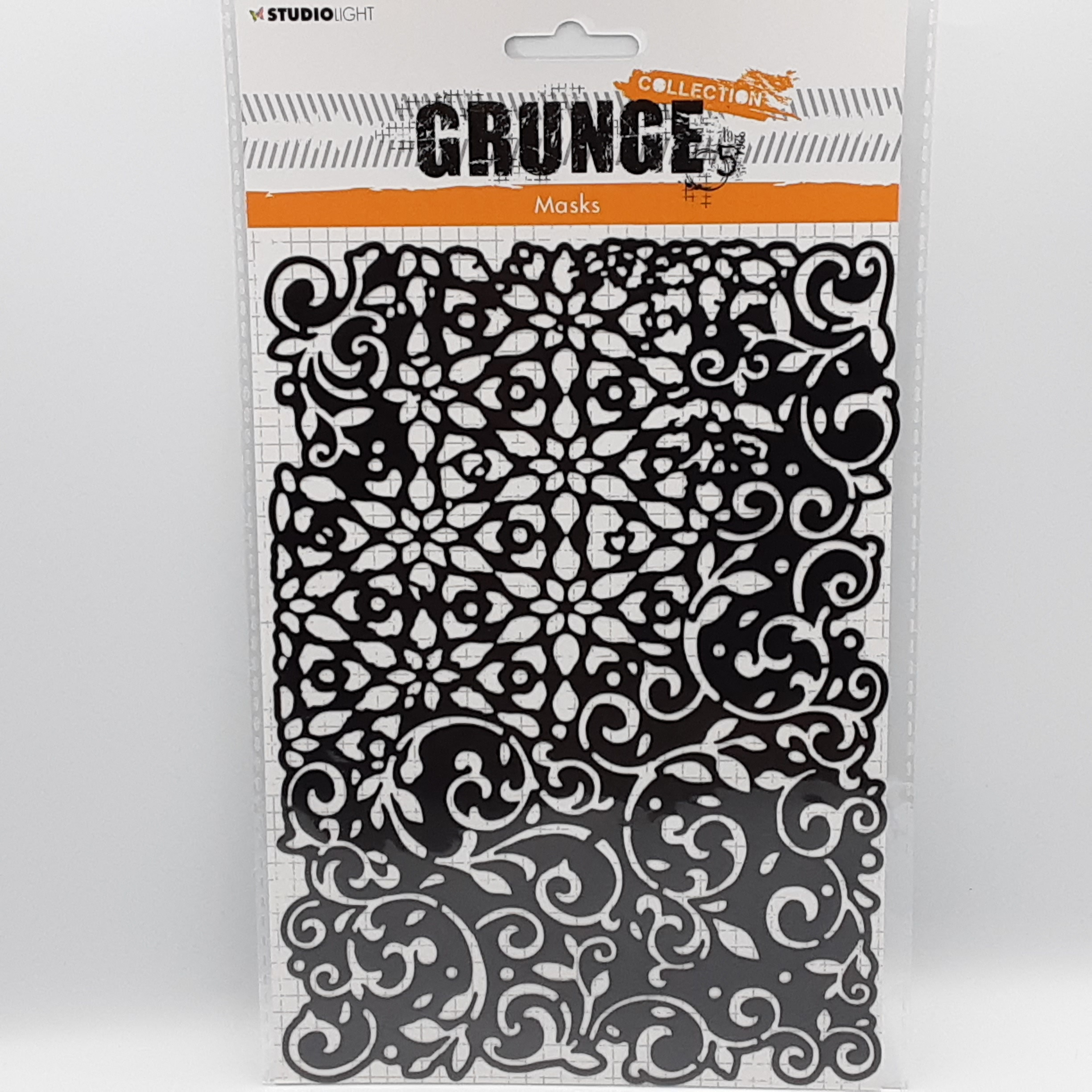 Grunge collection mask nr 51