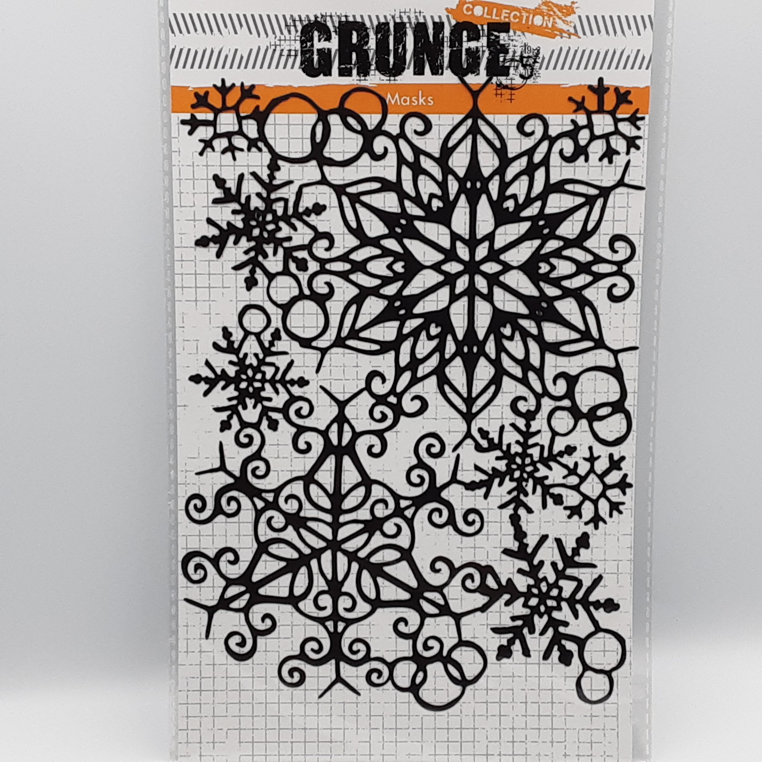 Grunge collection mask nr 52