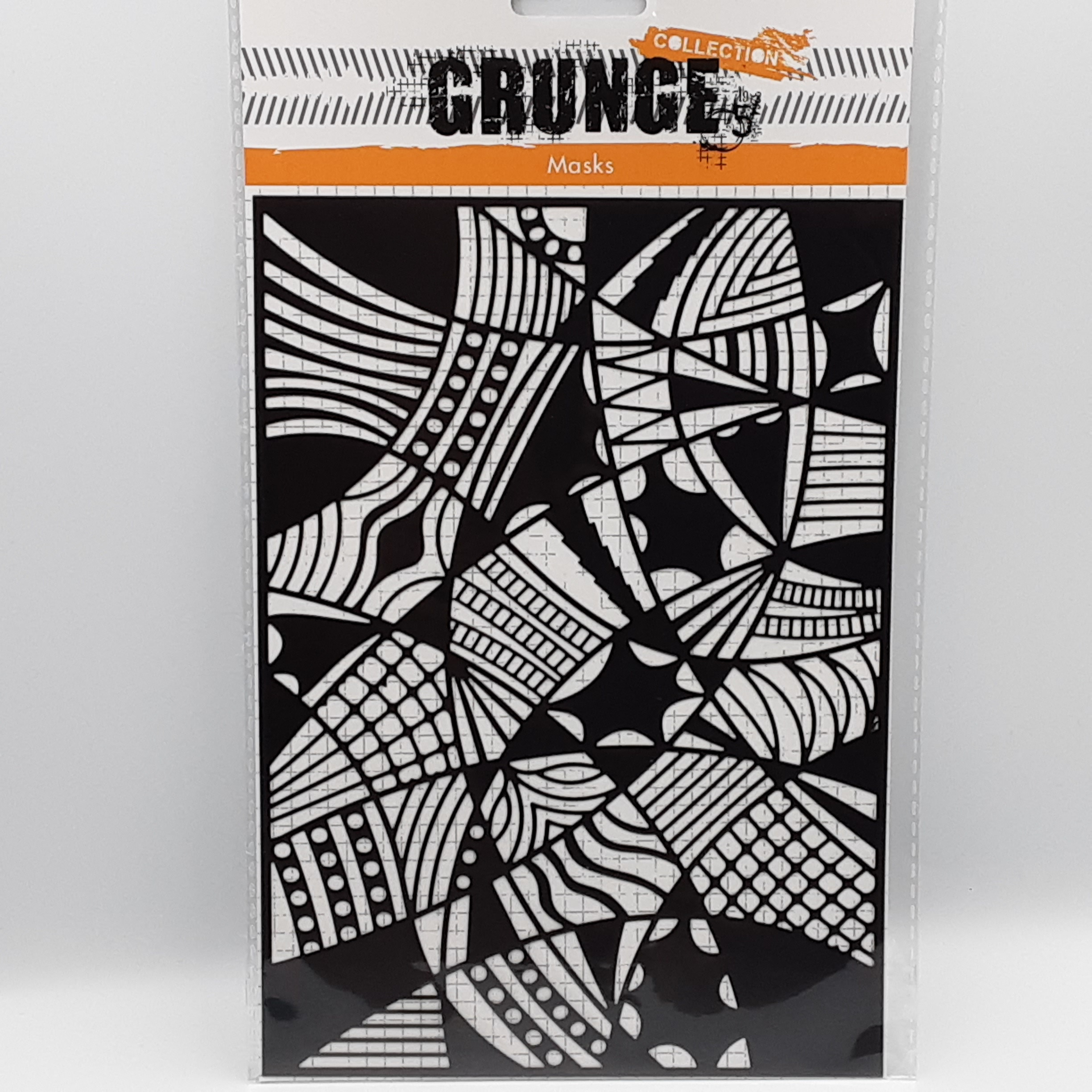 Grunge collection mask nr 54